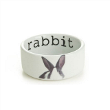Beeztees keramična posoda Rabbit, 11,5 x 4 cm 2,89 €; Mr. Pet, Dvorana 3
