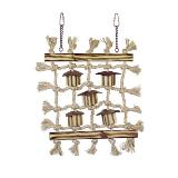 Nobby igrača za ptice zid za plezanje, 36 x 24 cm 14,29 €; Mr. Pet, Dvorana 3