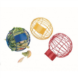 Nobby mrežasta krogla za hrano za glodavce in ptice, 10 cm 4,49 €; Mr. Pet, Dvorana 3