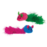 Nobby pliš miš Rainbow, 2 kosa 6,99 €; Mr. Pet, Dvorana 3
