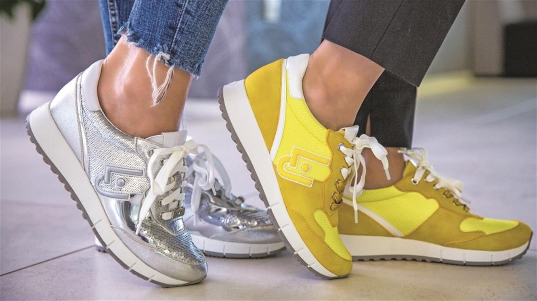 Trend sneakerjev se nadaljuje tudi to jesen