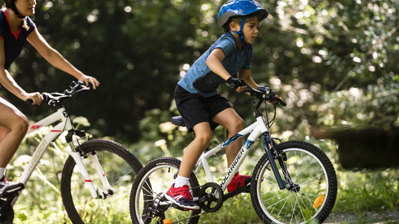 V Decathlon po otroška kolesa in kolesarsko opremo