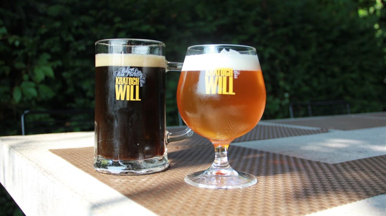 V Kratochwill na pivo, kot so ga pili Mezopotamci