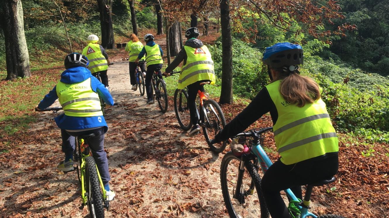 Varno na kolesu: Katera šola je najbolj pridno kolesarila?