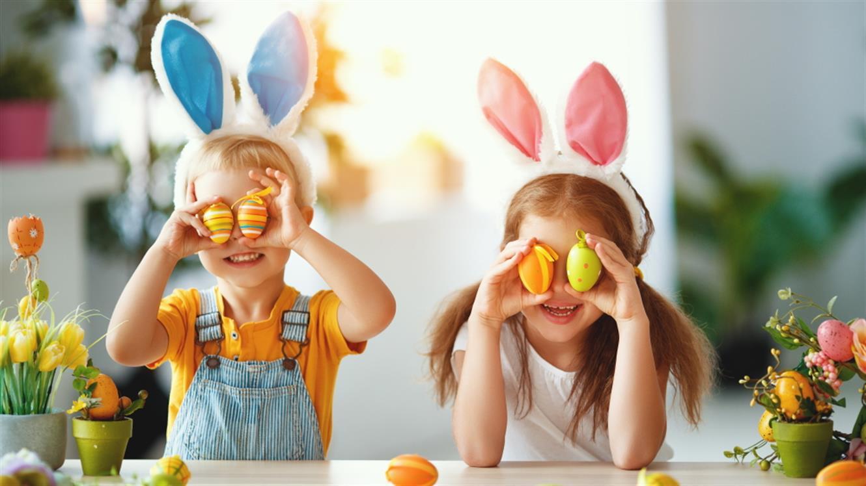 Velika noč: ideje za otroško zabavo