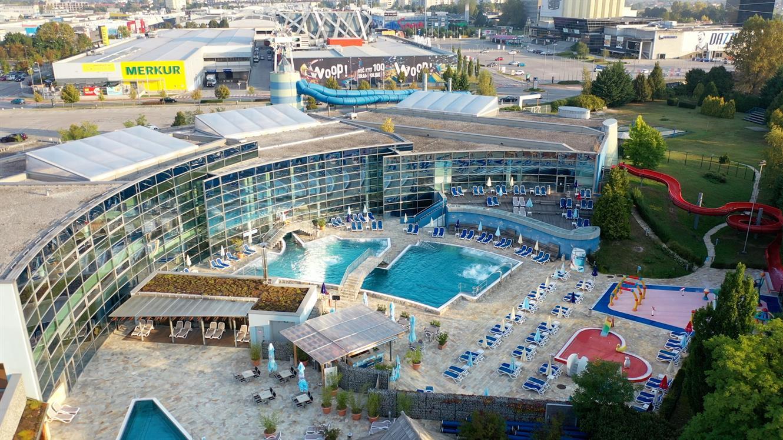 Vodno mesto Atlantis znova okronano z nazivom Naj kopališče