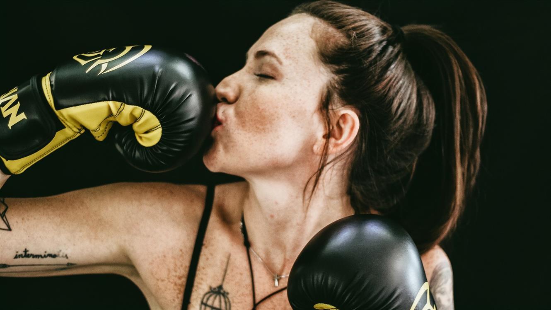 Z boksom do večje telesne moči in samozavesti
