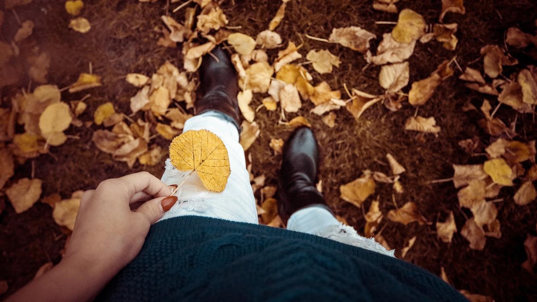 Zakorakajte v jesen v prekrasnih novih čevljih