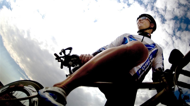 Zavrtite pedala in vdihnite svež zrak