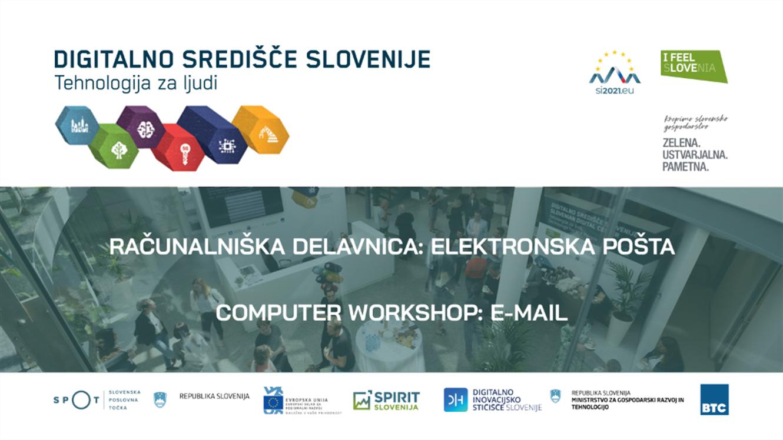 digitalno-središče-računalniška-delavnica-elektronska-pošta