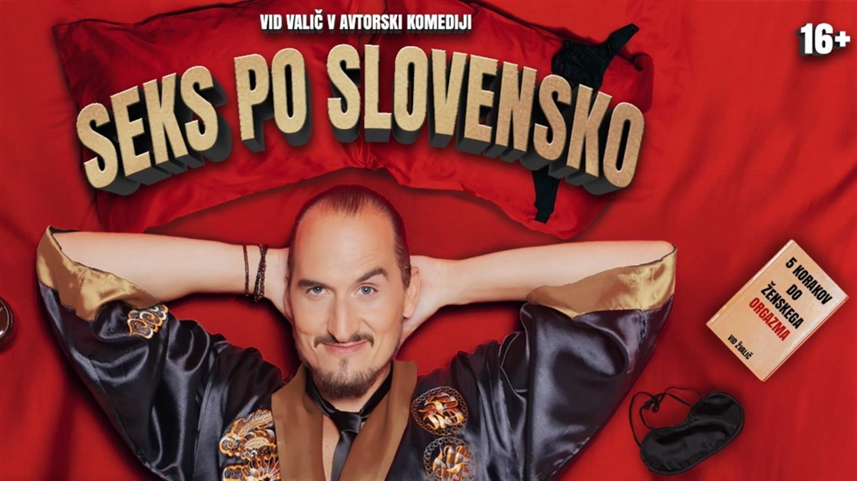 SiTi Teater pod zvezdami: Seks po slovensko