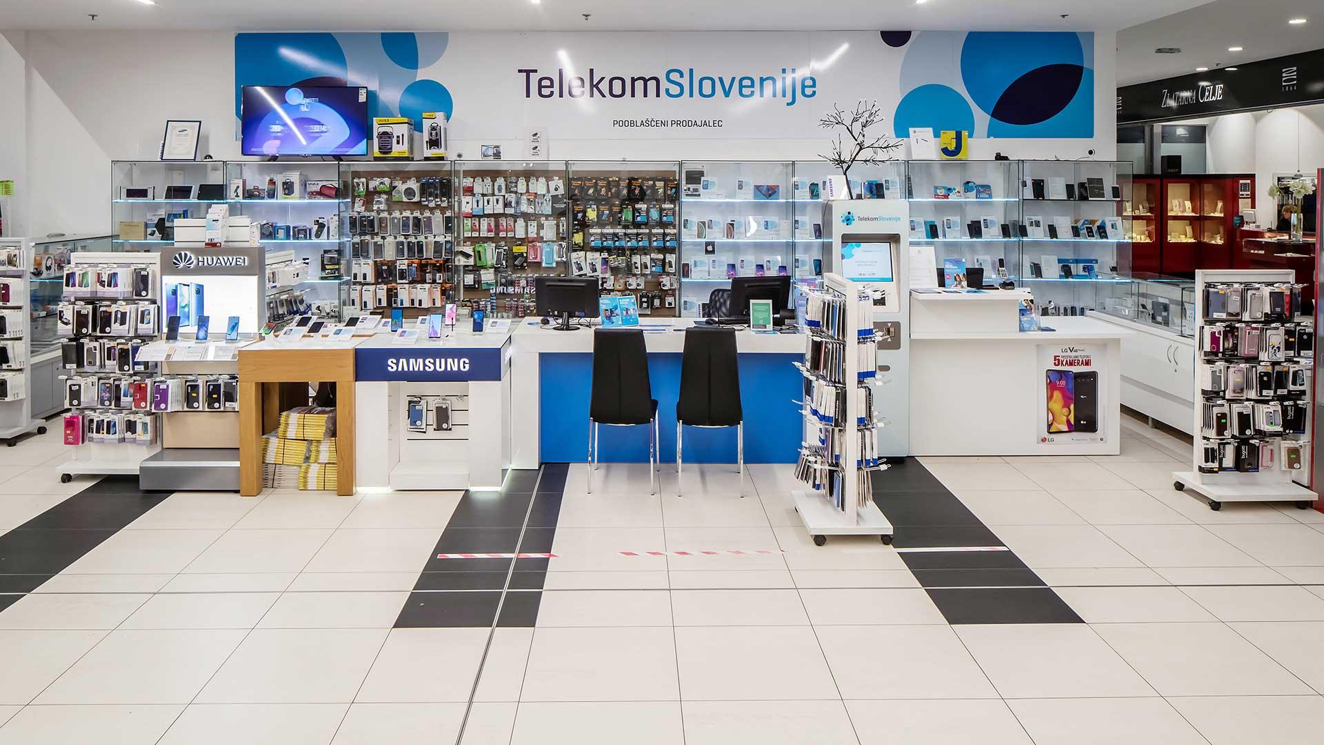Pal Media, pooblaščeni prodajalec Telekom Slovenija