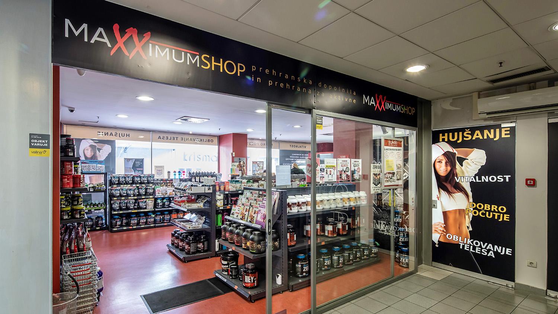 Maxximum Shop