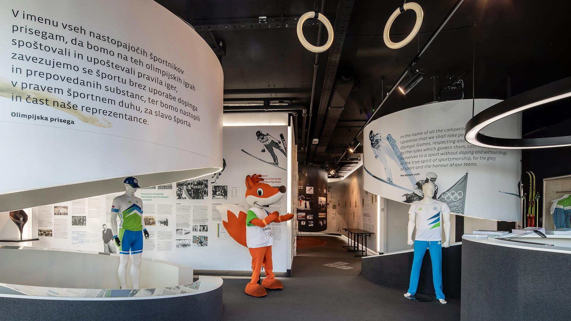 Slovenski olimpijski izobraževalni center
