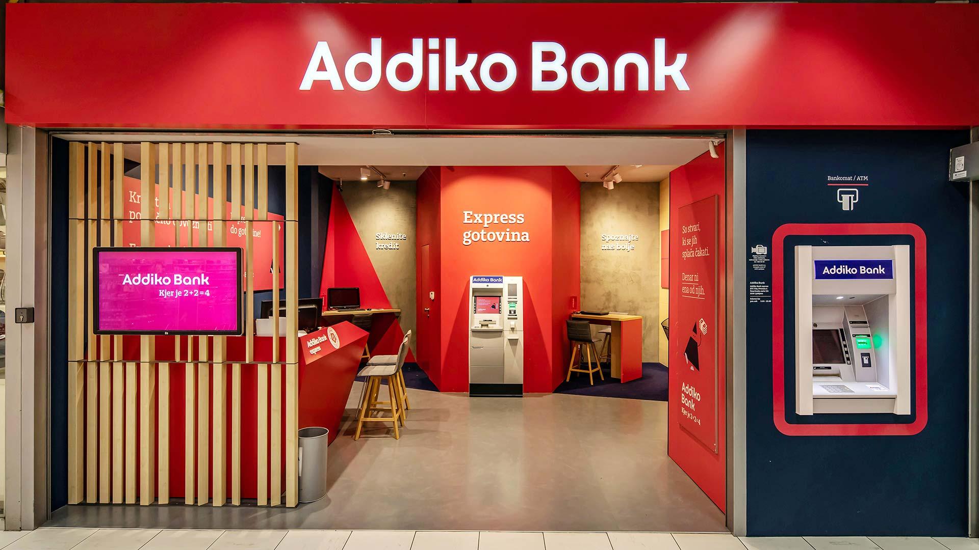 Addiko Bank express
