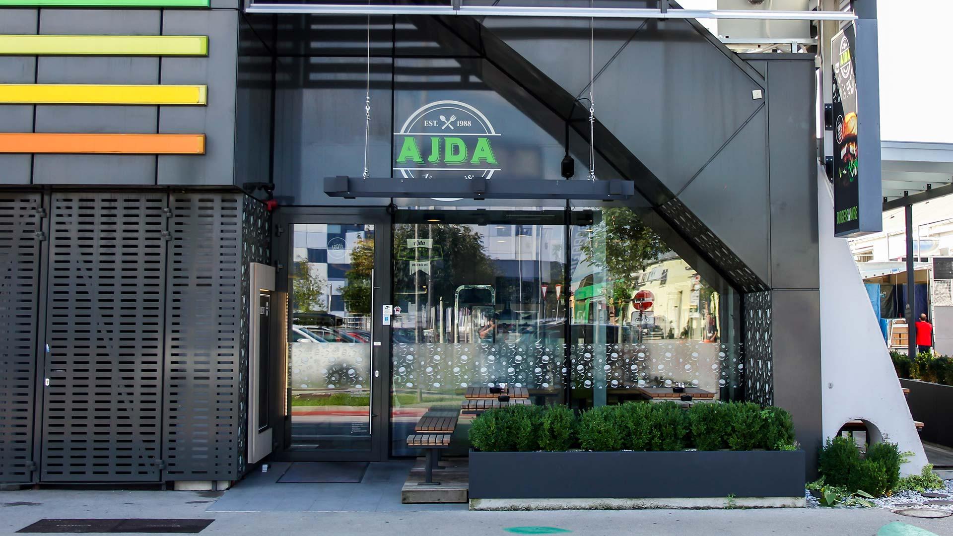 AJDA Burgers&More