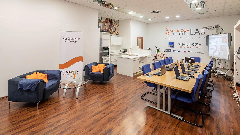Simbioza BTC City Lab