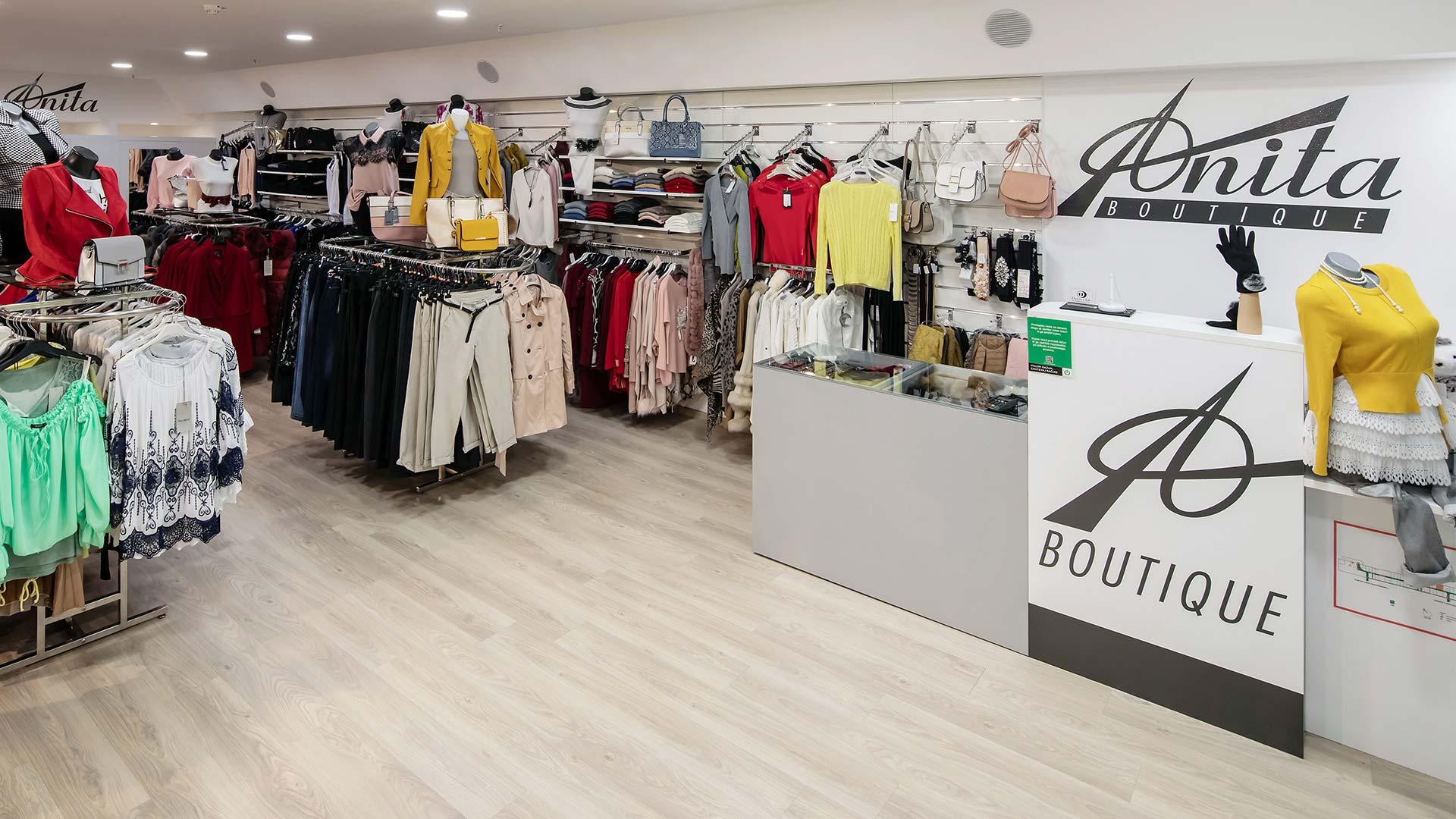 Anita moški in ženski boutique