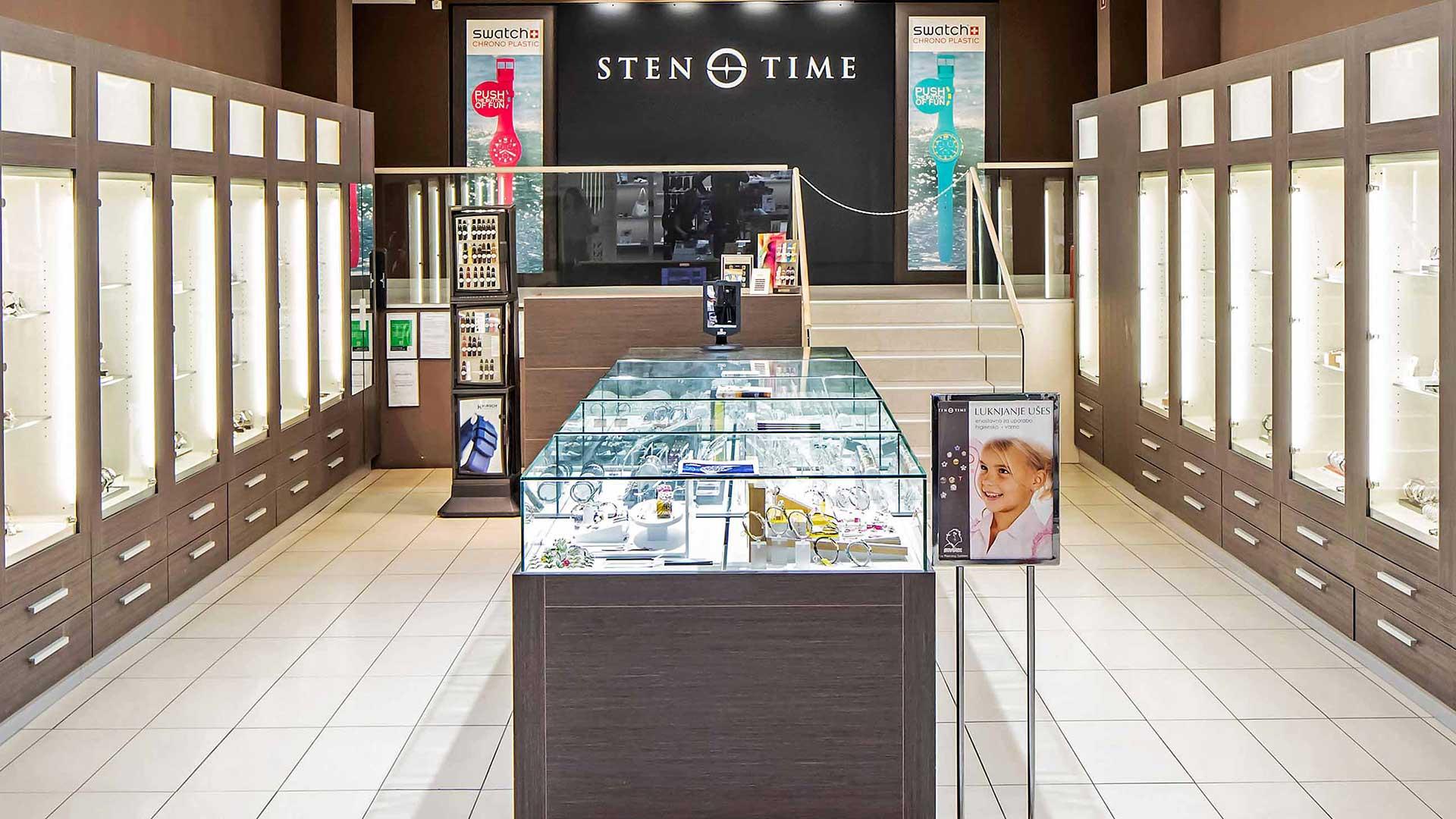 Sten Time, urarstvo