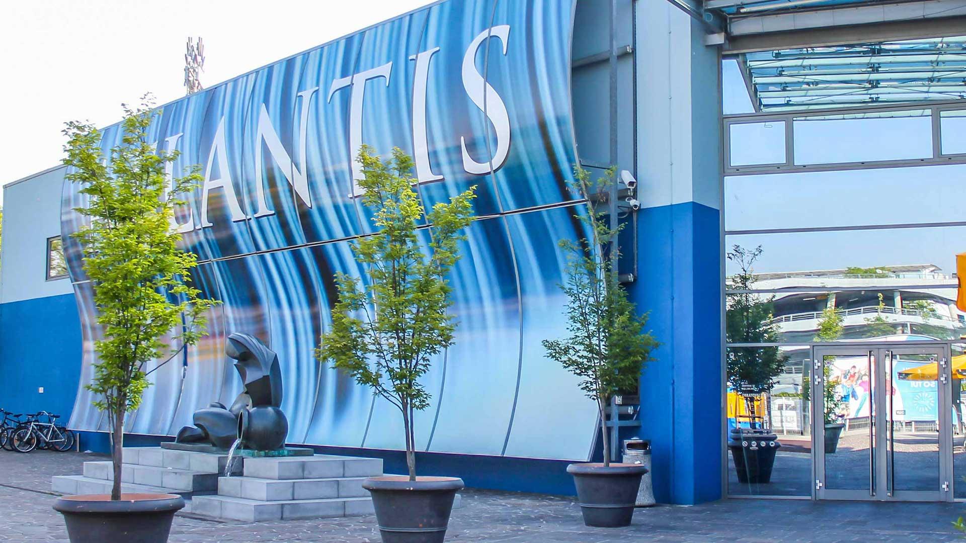 Atlantis, vodno mesto