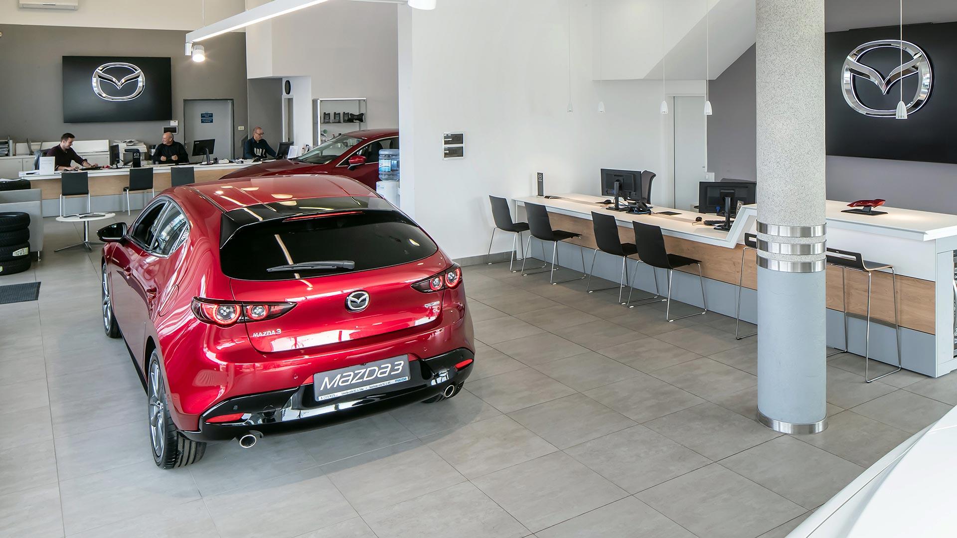 Avtocenter Mazda