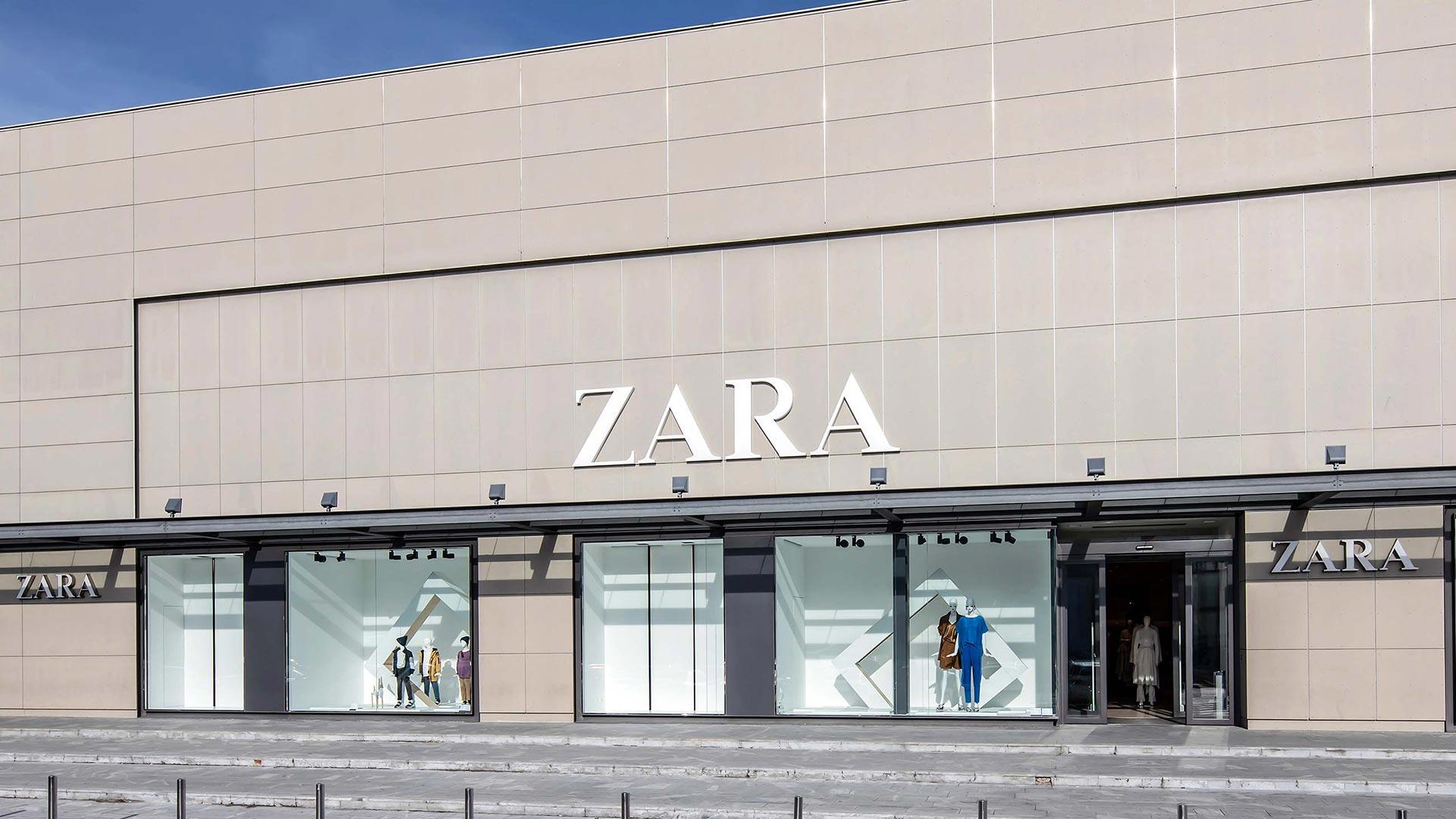 Zara chiude 1200 negozi e punta sull'e-commerce