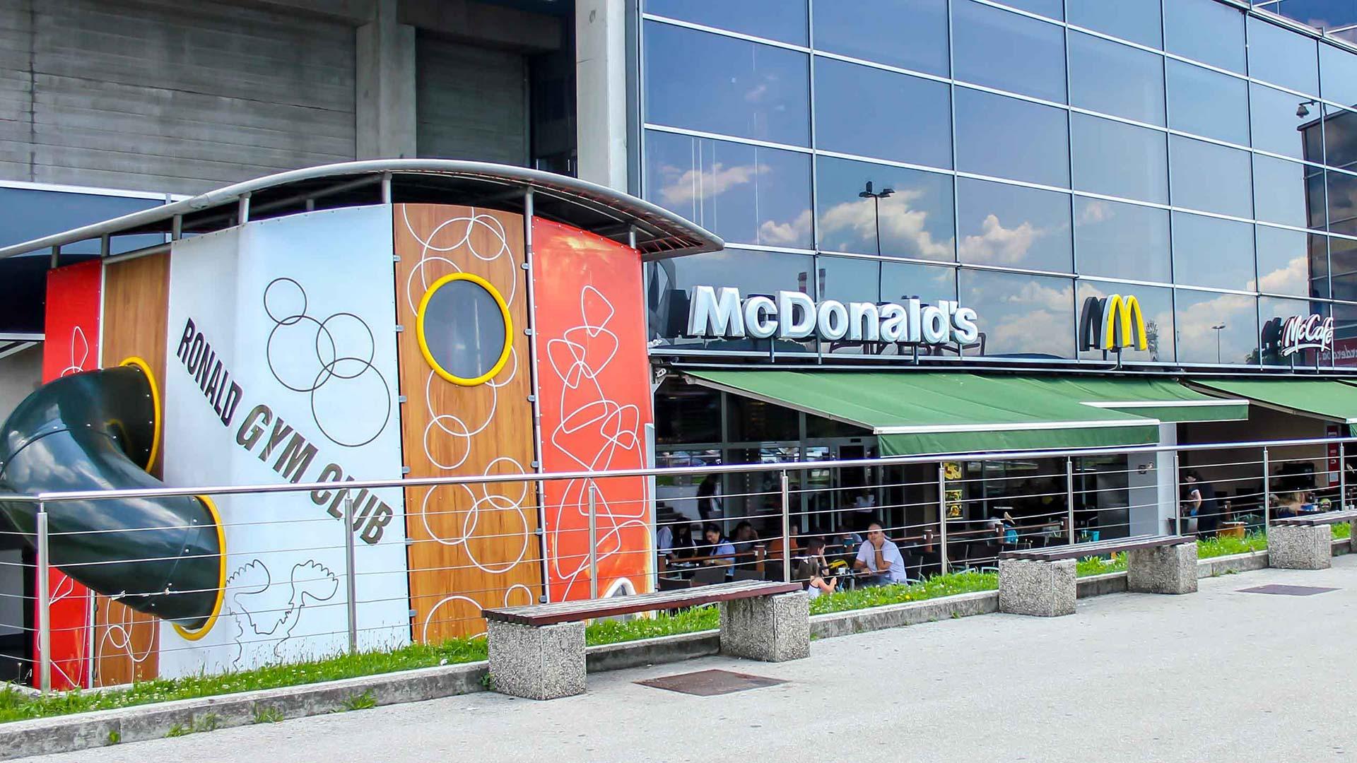 McDonald's Kolosej