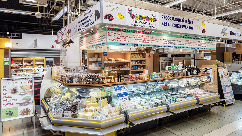 Gosenca style – prodajalna zdrave hrane