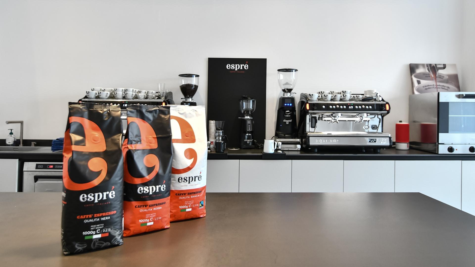 """Espre Caffe """"caffe italiano"""""""