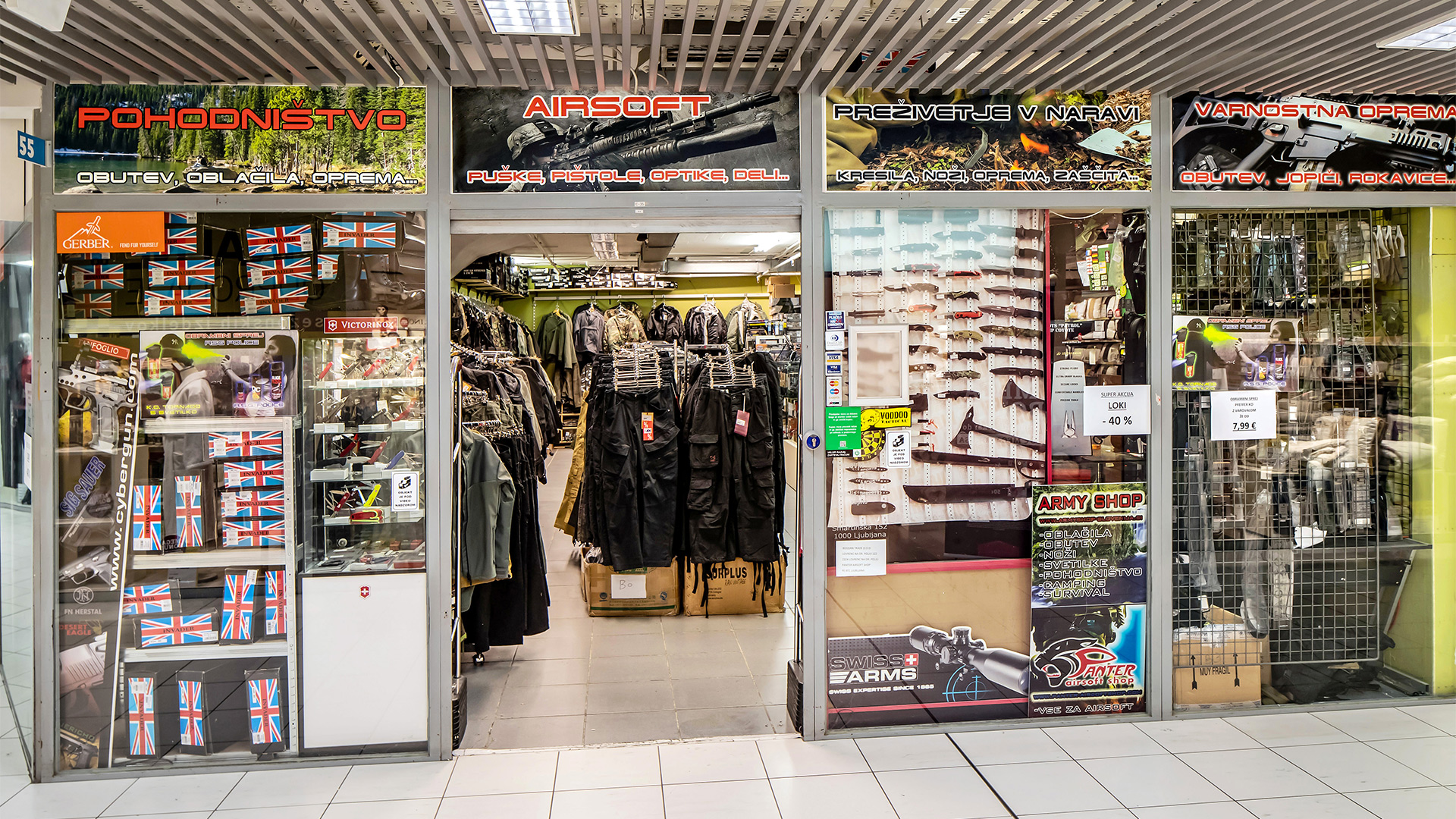Panter Army Shop