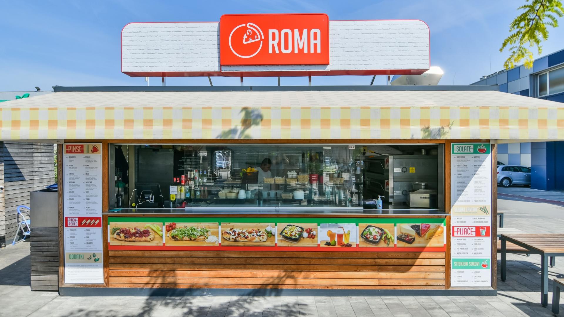 Roma-vodilna