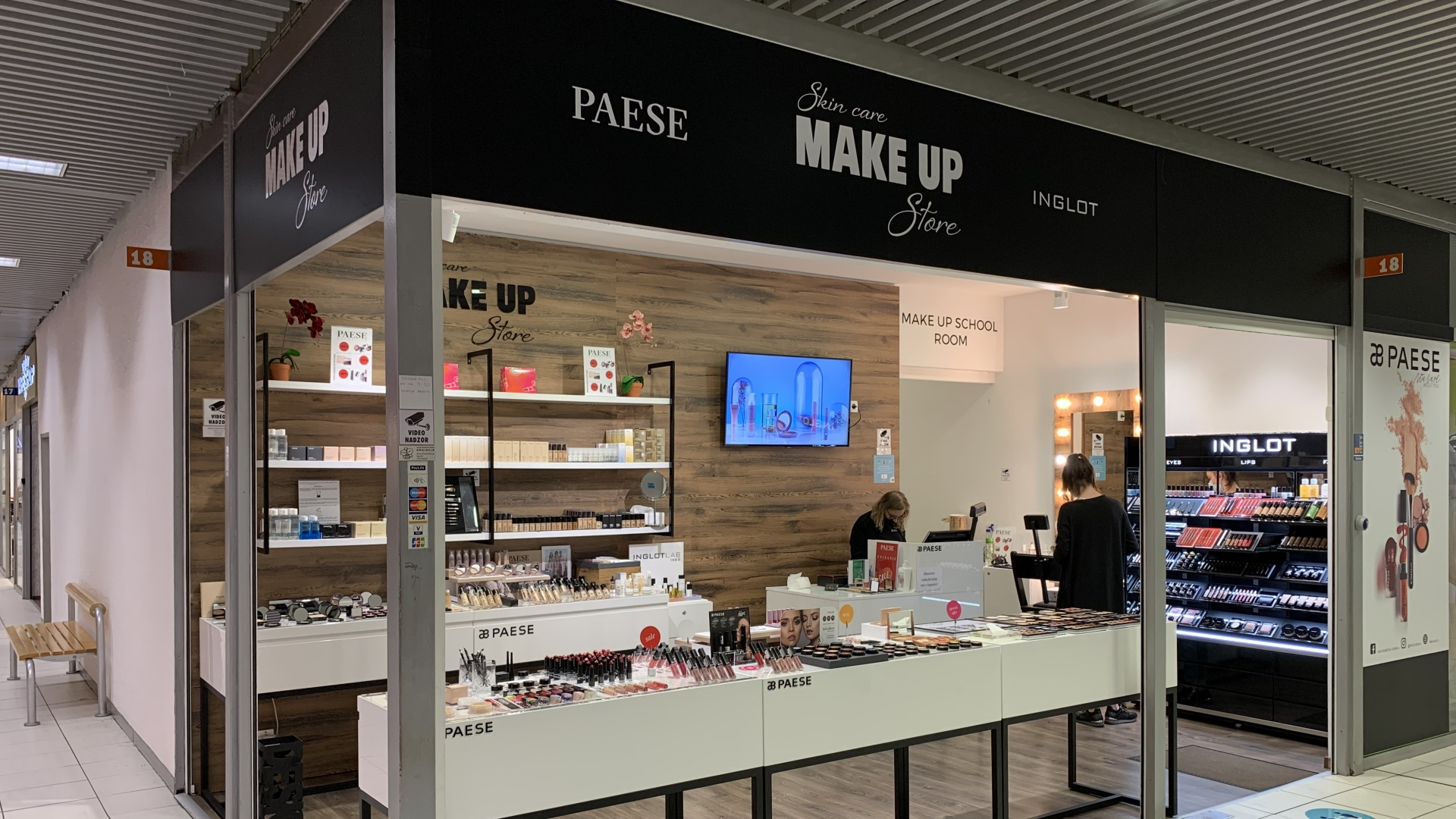 Skin Care Make Up Store
