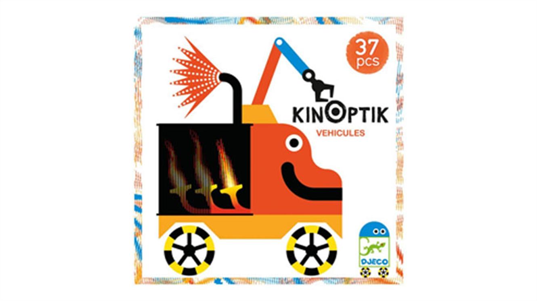 Kinooptične iluzije vozila Djeco-44