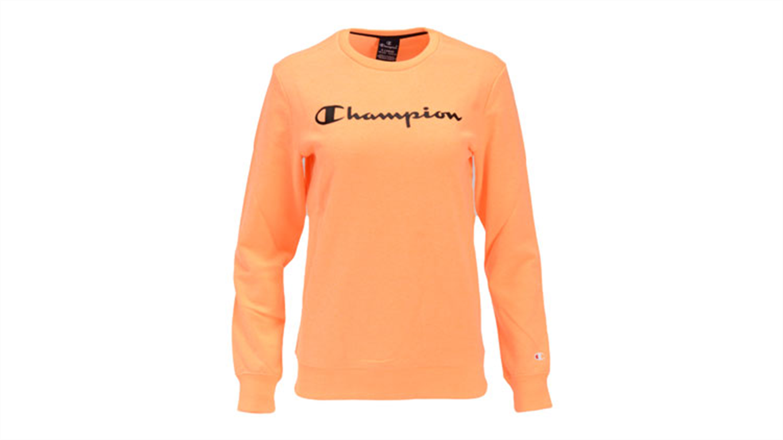 Otroški pulover Champion® 305193 - neon oranžen-133