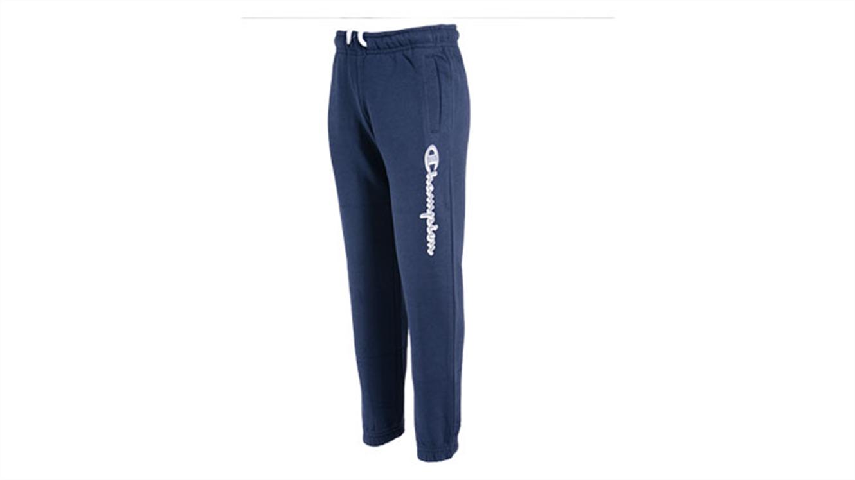 Otroške dolge hlače na patent z elastiko Champion 305208 - modre-137