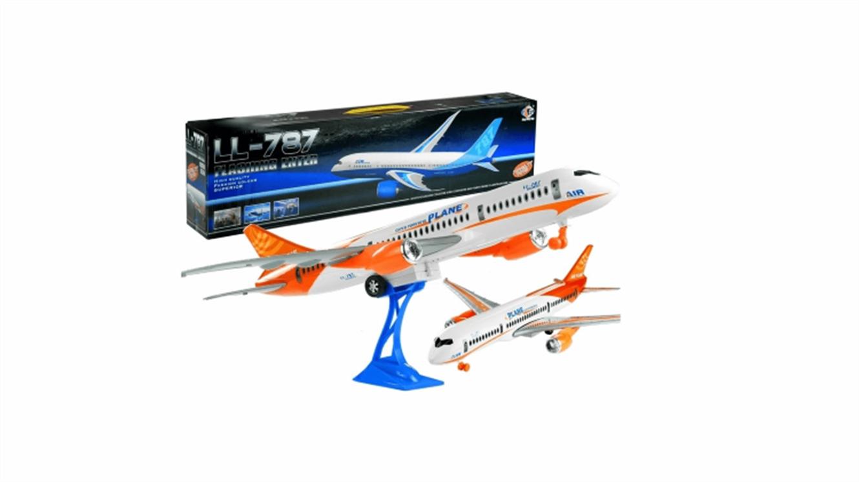Letalo LL-787 otroška igrača-274