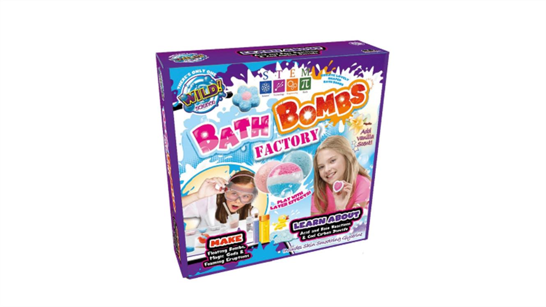 Wild Science – Bath Bombs Factory-277