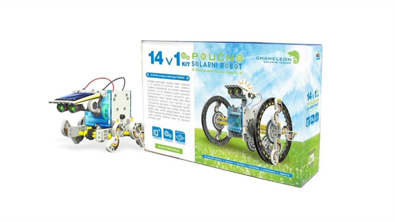 Solarni robot 14 v 1-281