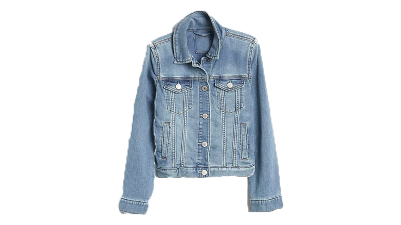 Dekliška denim jakna-288