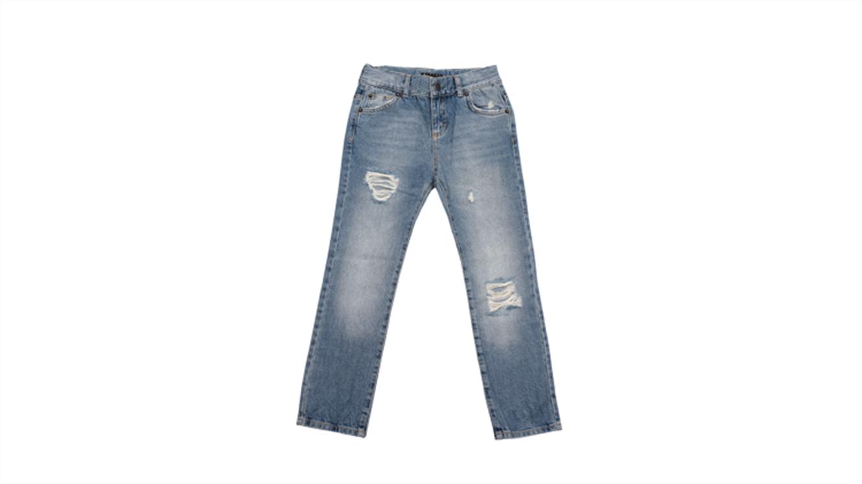 Dekliške jeans hlače Sisley-310