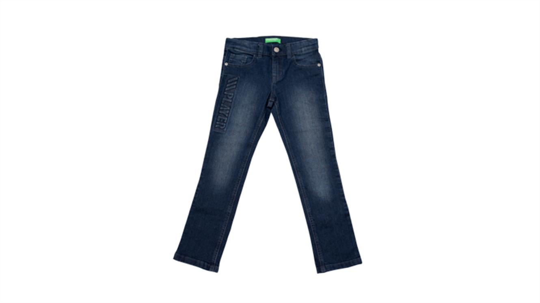 Dekliške jeans hlače Benetton-311