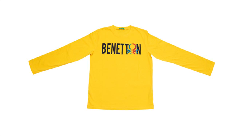 Fantovska majica Benetton-324