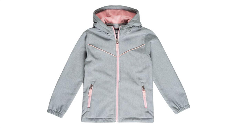 Dekliška jakna windstopper-422