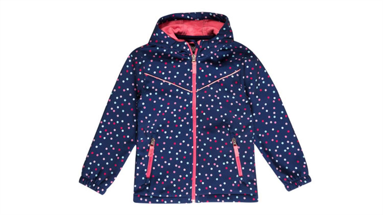 Dekliška jakna windstopper-423
