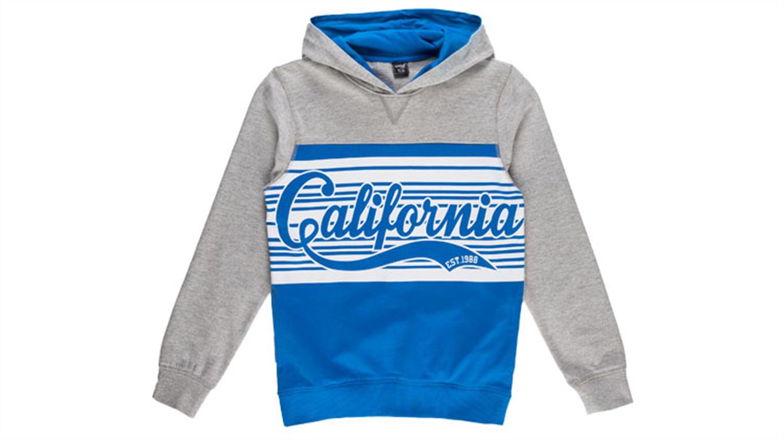 Fantovski pulover s kapuco-434