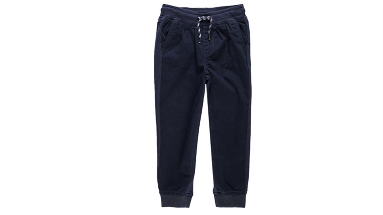 Fantovske platnene hlače-451