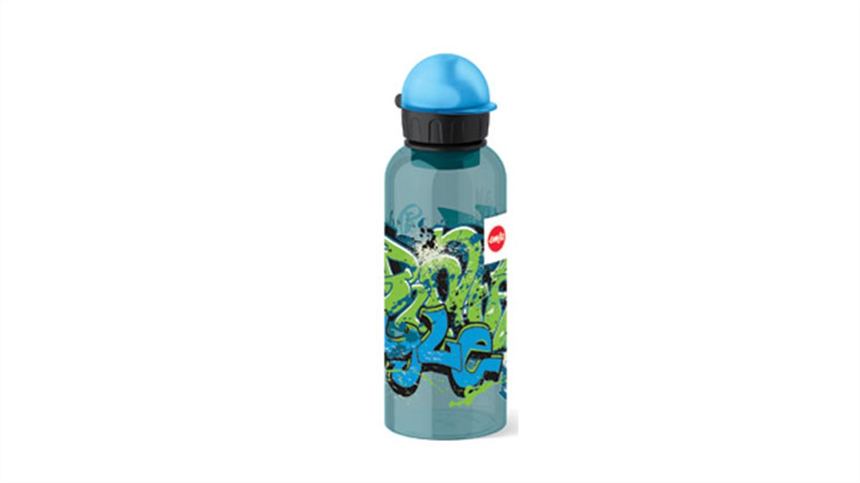 Otroška plastenka za vodo Grafiti-475