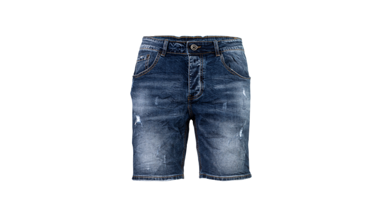 Kratke jeans hlače-506