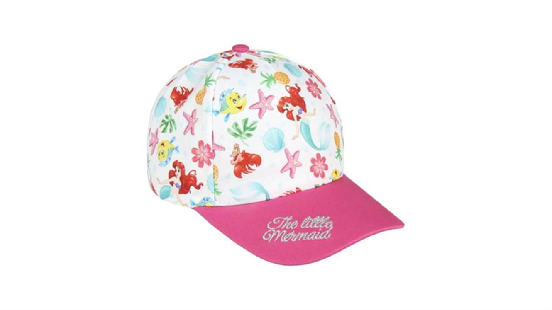 Disney Princess la Sirenita dekliška kapa s šiltom-533