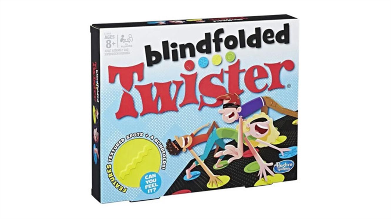 Hasbro Twister na slepo-568